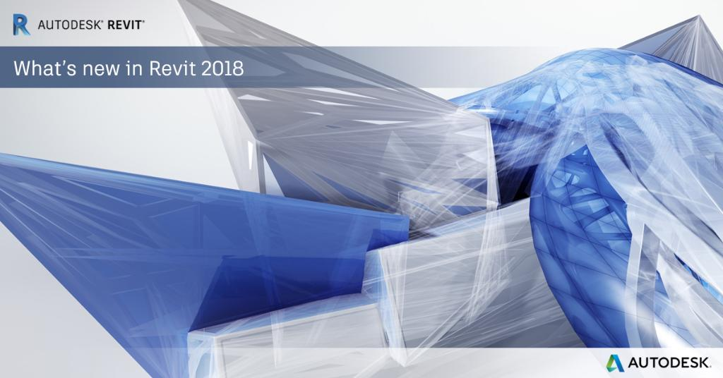REVIT 2018 What's new